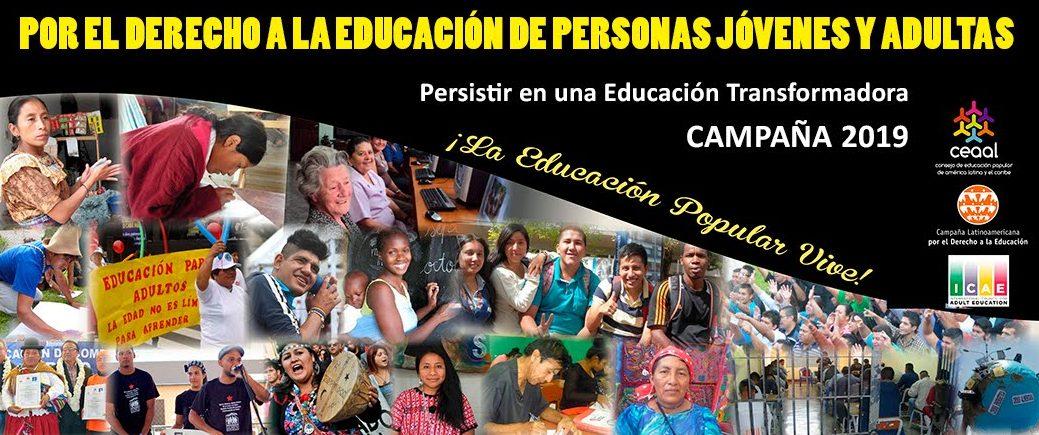 Campaña EPJA 2019