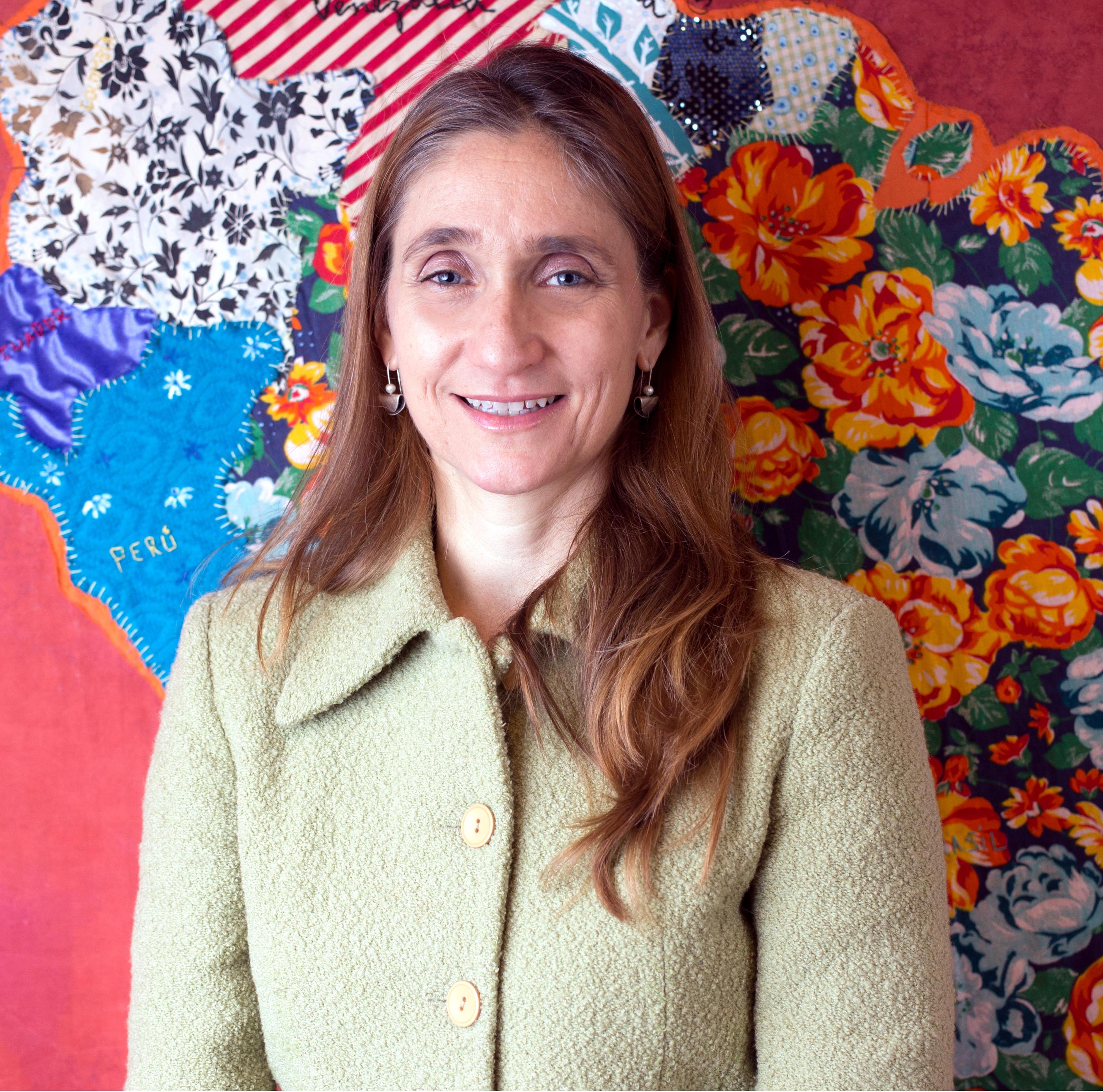 Camilla Croso - Coordinadora general de la CLADE