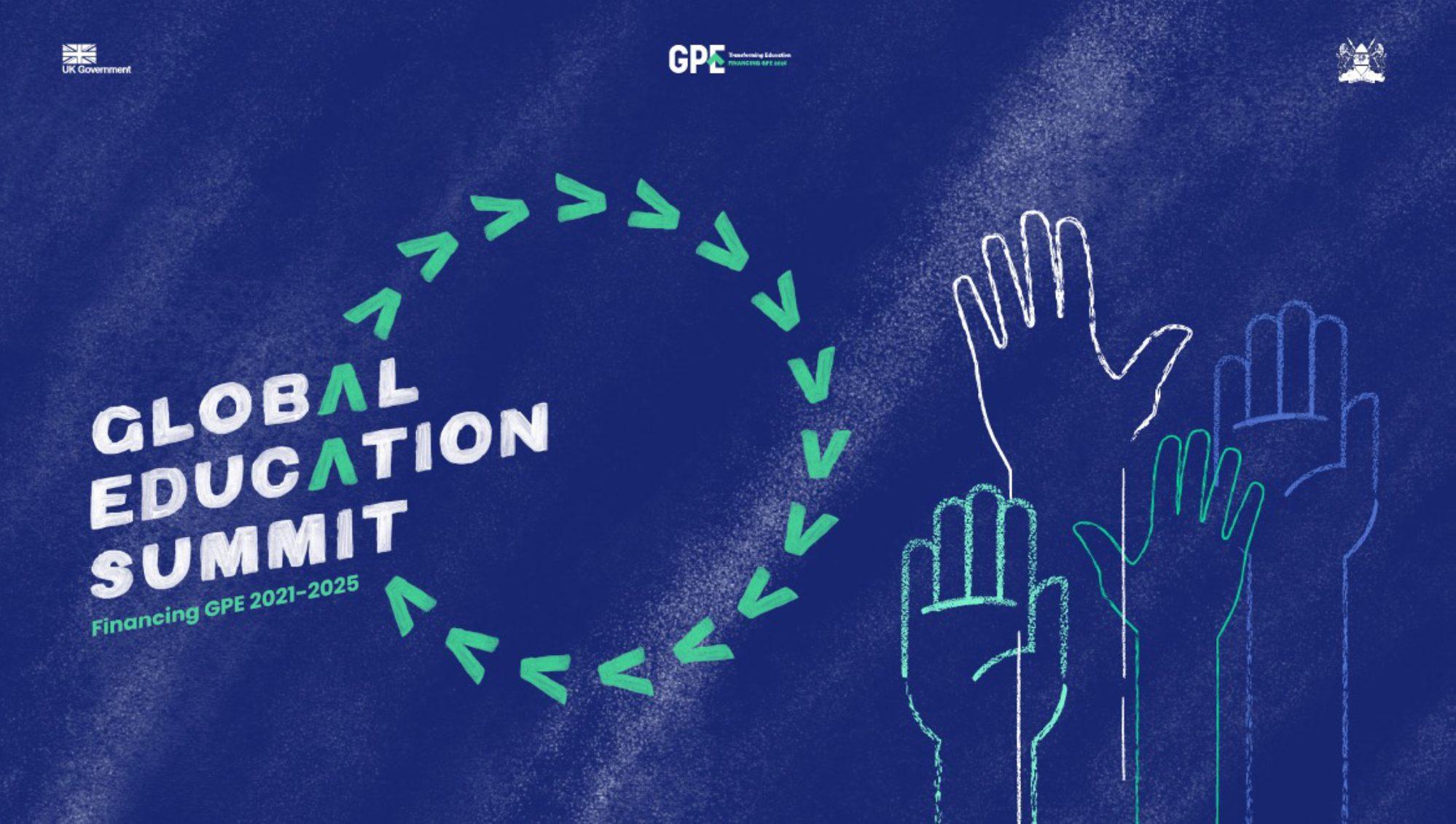 Cumbre de la Educación Global: Oportunidad para que donantes y países de la región se comprometan con el financiamiento educativo