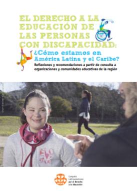 El derecho a la educación de las personas con discapacidad: ¿Cómo estamos en América Latina y el Caribe?