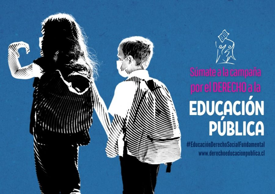 """El Foro por el Derecho a la Educación Pública de Chile ha formado parte de un intenso debate sobre el concepto de """"libertad de enseñanza"""""""