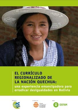 El currículo regionalizado de la nación Quéchua: una experiencia emancipadora para erradicar desigualdades en Bolivia