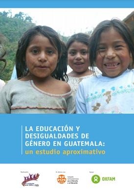 La educación y desigualdades de género en Guatemala: un estudio aproximado