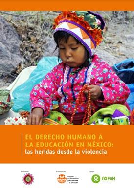 El derecho humano a la educación en México: las heridas desde la violencia