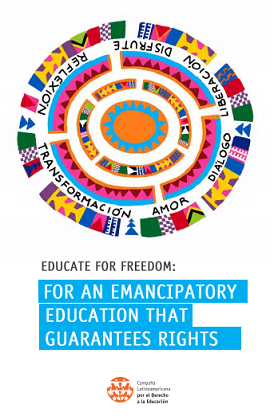 """Education for freedom: for an emancipatory education that guarantees rights"""