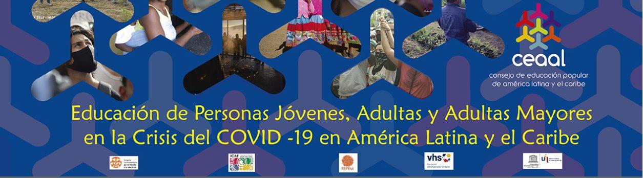 EPJA en la Crisis del COVID-19 en América Latina y el Caribe