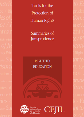 Summaries of Jurisprudence: Right to Education