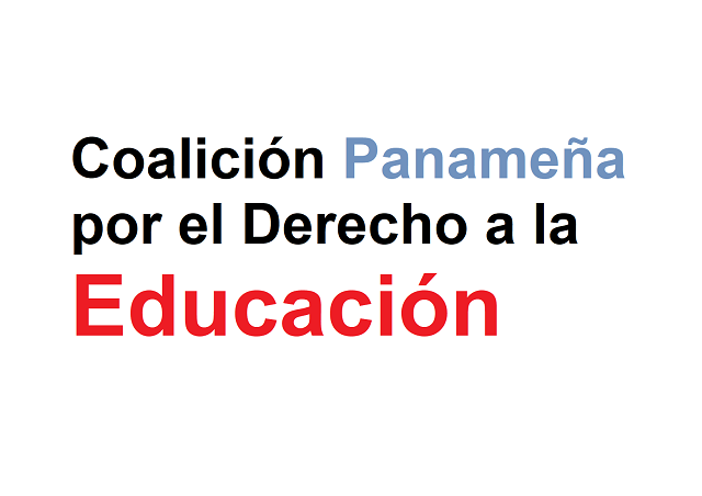 Panamanian Coalition for the Right to Education