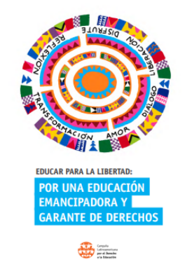 Educar para la libertad: Por una educación emancipadora y garante de derechos