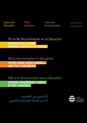 Por la no Discriminación en la Educación