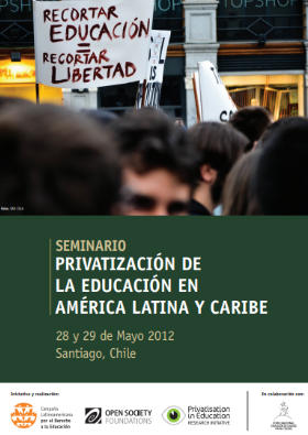 Seminario Privatización de la Educación en América Latina y Caribe