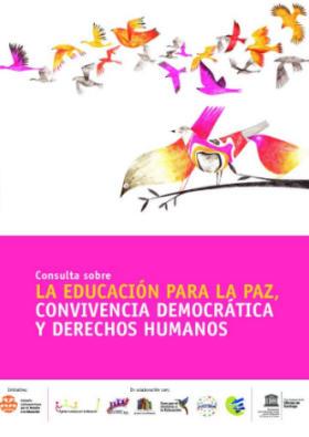 Consulta Regional sobre la educación para la paz, convivencia democrática y derechos humano