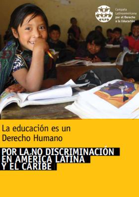 La educación es un derecho humano - Por la no discriminación en la educación