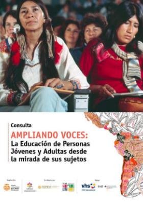 Ampliando Voces: La Educación de Personas Jóvenes y Adultas desde la mirada de sus sujetos