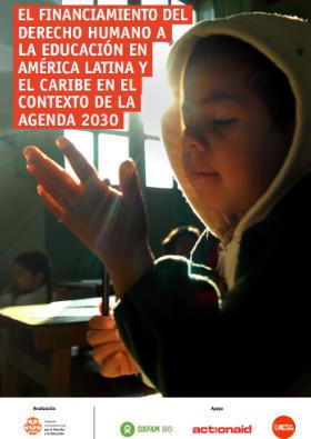 El financiamiento del derecho humano a la educación en América Latina y el Caribe en el contexto de la Agenda 2030