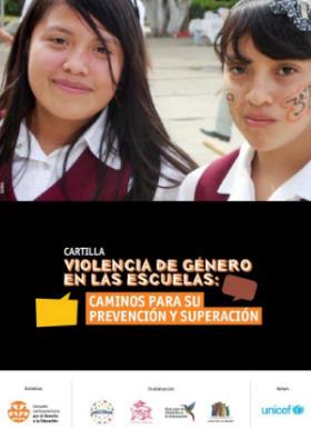 Violencia de género en las escuelas: caminos para su prevención y superación