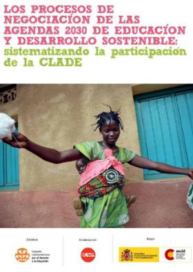 Los procesos de negociación de las Agendas 2030 de Educación y Desarrollo Sostenible: sistematizando la participación de la CLADE