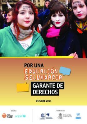 Por una educación secundaria garante de derechos