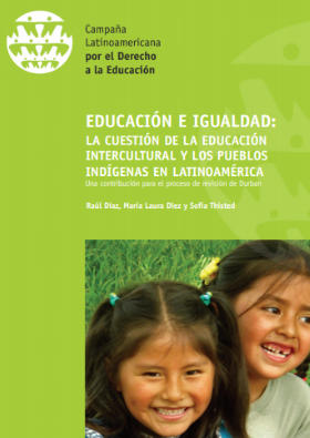 Educación e Igualdad – la cuestión de la educación intercultural y los pueblos indígenas