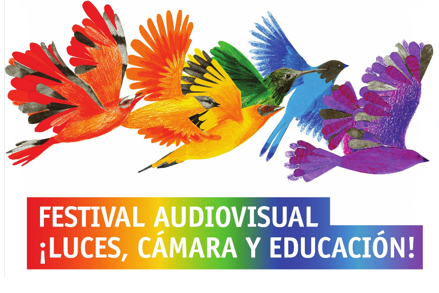 """Festival """"¡Luces, cámara y educación!"""" promueve diálogo hacia la superación de la violencia y discriminación por orientación sexual e identidad de género en los centros educativos"""