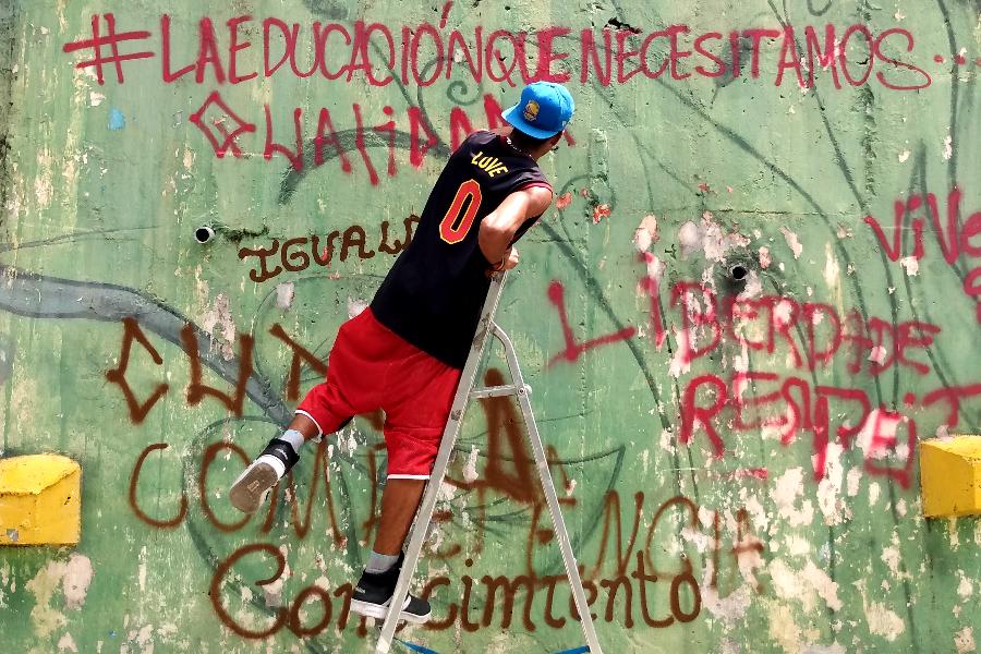 Estudantes de São Paulo discutem a educação que necessitam para o mundo que desejam