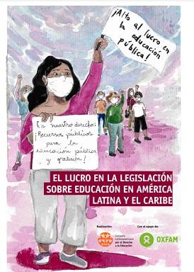 El lucro en la legislación sobre educación en América Latina y el Caribe