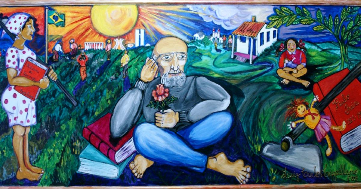 12 libros de Paulo Freire para educar para la libertad